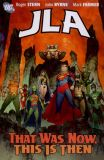 JLA: That Was Now, This Is Then TPB