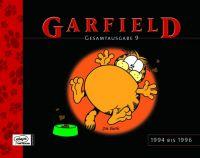 Garfield Gesamtausgabe 09: 1994 - 1996