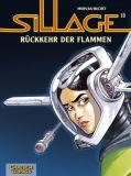 Sillage (1999) 10: Rückkehr der Flammen