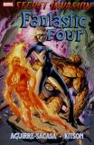 Secret Invasion: Fantastic Four TPB