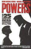Powers TPB 12: The 25 coolest dead Superheroes of all Time