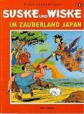 Suske und Wiske 08: Im Zauberland Japan