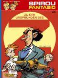 Spirou und Fantasio 48: Zu den Ursprüngen des Z