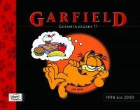 Garfield Gesamtausgabe 11: 1998 - 2000