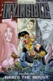 Invincible (2003) TPB 10: Whos the Boss?