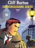 Cliff Burton (1987) 01: Die vergessene Sekte
