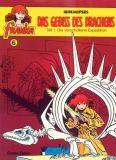 Franka (1985) 06: Das Gebiss des Drachens