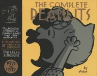 The Complete Peanuts 11: Dailies & Sundays 1971 to 1972 HC
