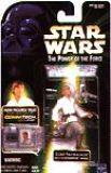 Luke Skywalker with T-16: mit Commtalk-Chip