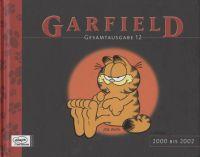 Garfield Gesamtausgabe 12: 2000 - 2002