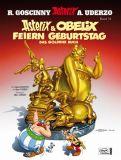 Asterix HC 34: Asterix und Obelix feiern Geburtstag