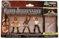 WWE Micro Aggression - CM Punk, Elijah Burke, Domino