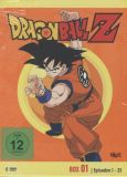 Dragonball Z DVD-Box 01: Die Vegeta-Saga