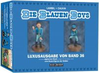 Die Blauen Boys 36: Der Blaublüter (Vorzugsausgabe)