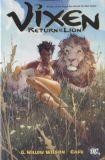 Vixen: Return of the Lion (2009) TPB