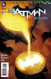 Batman (2011) 22: Zero Year