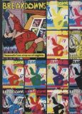 Breakdowns: Gesammelte Comic strips von art spiegelman (1981) HC im Schuber