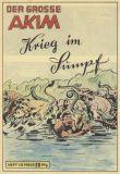Der grosse Akim (1991) 18: Krieg im Sumpf