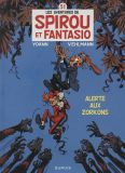 Spirou et Fantasio 51: Alerte aux Zorkons