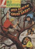 Bild-Abenteuer (1965) 25: Falk: Wer anderen eine Grube gräbt...