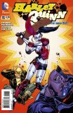 Harley Quinn (2013) 15 [Inventive Variant Cover]