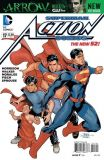 Action Comics (2011) 17 [Variant Cover]