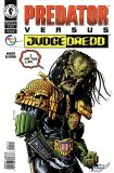Predator versus Judge Dredd (1997) 01