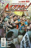 Action Comics (2011) 03 [Regular Cover]