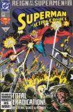 Action Comics (1938) 690: Reign of the Supermen