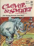 Clever & Smart (1972) 019: Die nächste Nummer ohne Netz!