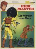 Zack Album (1973) 17: Rick Master - Die Mörder vom Mars