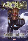Nova (2007) HC: Annihilation