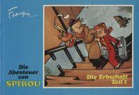 Die Abenteuer von Spirou (1985) 05: Die Erbschaft Teil 1