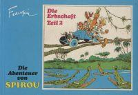 Die Abenteuer von Spirou (1985) 06: Die Erbschaft Teil 2