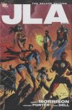 JLA: The Deluxe Edition HC 3