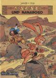 Yakari (Hardcover) 04: Yakari und Nanaboso