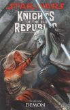 Star Wars: Knights of the Old Republic TPB 09: Demon