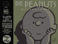 Die Peanuts Werkausgabe 08: Tages- & Sonntags-Strips 1965-1966