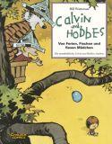 Calvin und Hobbes Sammelband 3 (Von Ferien, Fischen und fiesen Mädchen)
