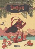 Donjon 104: Das fliegende Meer