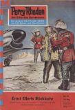 Perry Rhodan (1. Auflage) 0091: Ernst Ellerts Rückkehr