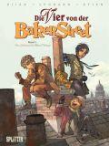 Die Vier von der Baker Street 01: Das Geheimnis des blauen Vorhangs