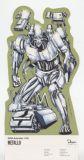 Dino-Aufsteller 22: Metallo