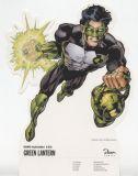 Dino-Aufsteller 25: Green Lantern