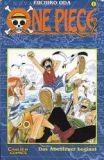 One Piece 01: Das Abenteuer beginnt
