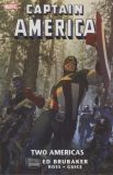 Captain America: Two Americas TPB