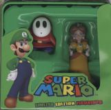 Super Mario Limited Edition Figurines: Daisy & Shy Guy