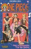 One Piece 11: Der schlimmste Typ im Osten