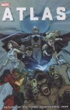 Atlas: Return of the Three Dimensional Man TPB