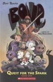 Bone Novel: Quest for the Spark 1 SC